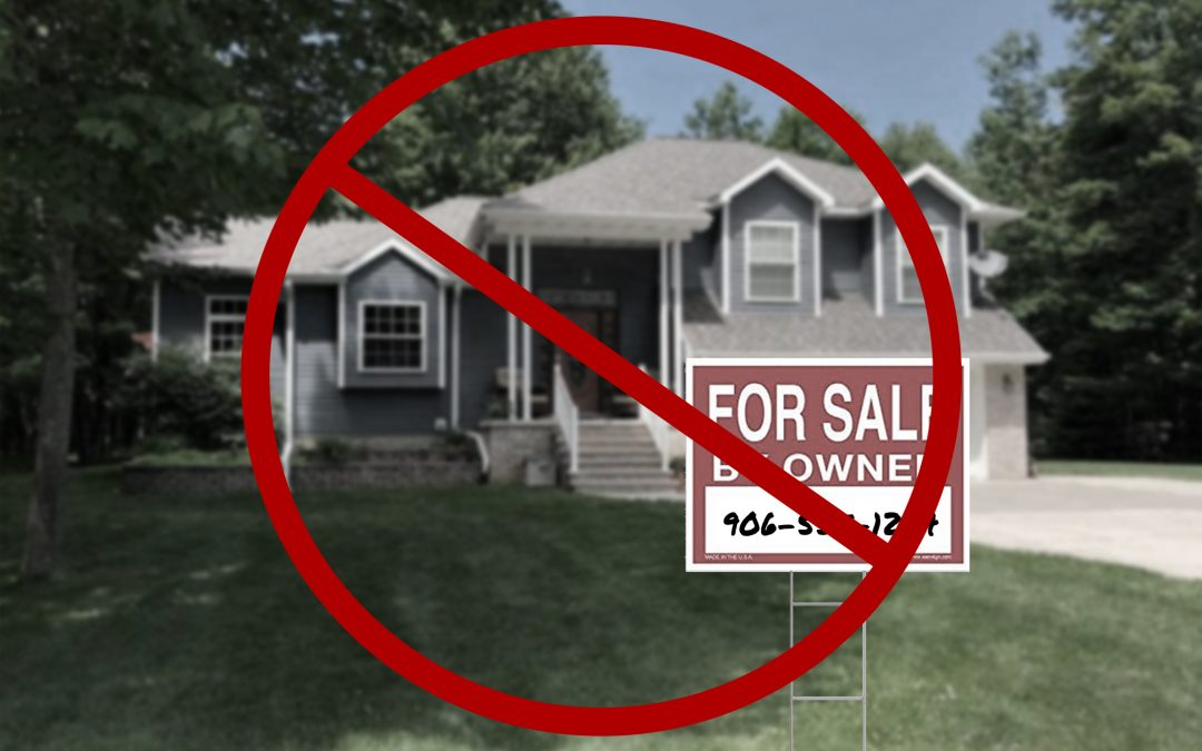 4 Reasons Not to Sell Your Home by Owner